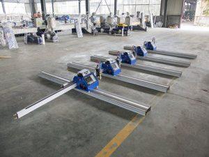 180W Portable CNC Plasma Cutting Machine alang sa pagputol sa mabaga nga metal 6 - 150mm