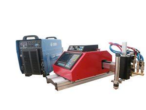 Awtomatikong Portable CNC Plasma Cutting Machine Alang sa steel Stainless Aluminum