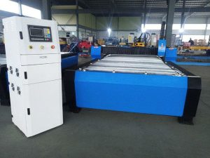 china cnc plasma cutting machine hyper 125a mabaga nga metal sheet 65a 85a 200a opsyonal nga jbt-1530