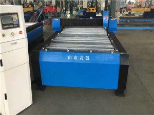 Ang China Huayuan 100A Plasma Cutting CNC Machine 10mm Plate Metal