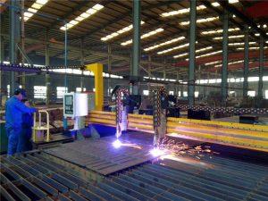 Gantry CNC Plasma Cutting Machine ug makina sa pagputol sa siga alang sa plate nga steel