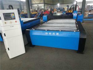 Ang Jinan CE Propesyon 1325 Gamay nga CNC Plasma Cutting Machine