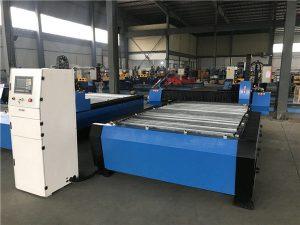 Dako nga 20006000mm CNC Metal Sheet Pipe Plasma Cutting Drilling Machine