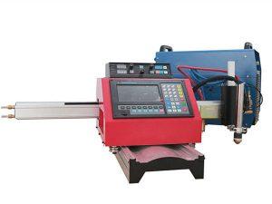 Portable CNC Plasma Cutting Machine Ug Awtomatikong Pagputol sa Gas nga Gas Pinaagi sa Pagsubay sa Bakal