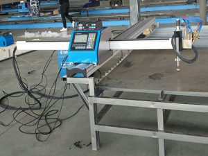 Portable cnc plasma cutting machine ekonomiya nga presyo sa Metal Cutting Machine