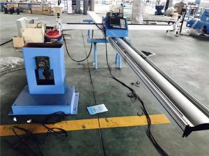 XG-300J CNC pipe profiling ug plate cutting machine 3 axis