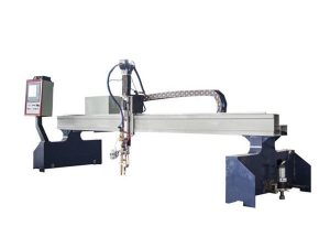 cnc plasma ug flaming cutting machine alang sa patag ug tubo nga metal