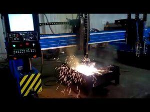 cnc plasma pagputol sa pabrika sa makina nga plasma