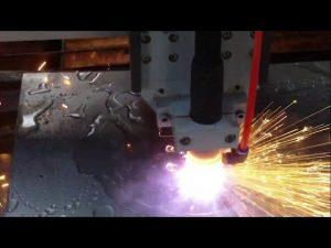 cnc plasma flame cutting machine nga adunay water cool alang sa mainit nga pagbaligya
