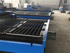 metal ug metalurhiya makinarya G code plasma cnc cutting machine