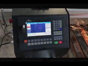 portable cnc flameplasma cutting machine nga adunay servo motor