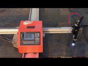 portable siga sa cnc gas nga pagputol sa plasma nga makina