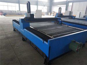 propesyonal nga pabrika direkta nga pagbaligya sa aluminyo anodized aluminyo G code cnc plasma cutting machine